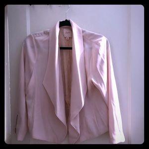 Flowy blazer